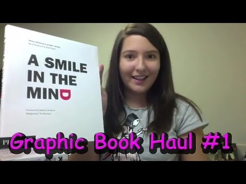 Graphic Book Haul 1