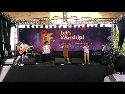 Roh yang Luar Biasa - Remarkable Worship (at Indonesia Gospel Festival 2017) Mp3