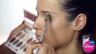 Kozmo Škola šminkanja s beauty UK by Žana Kožul - Svakodnevni look