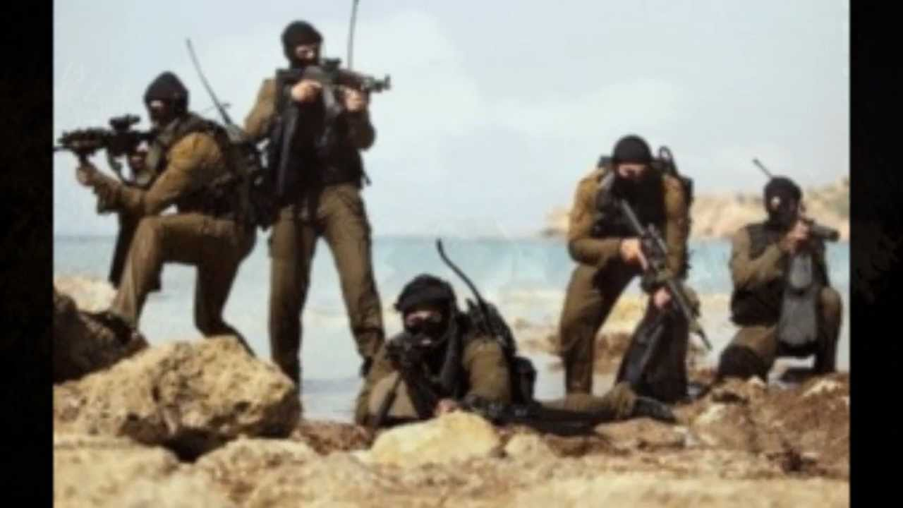 Israeli Special and Elite Forces - New Video - YouTube