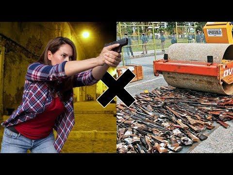 """""""Não é Sobre Armas, é Sobre Liberdade"""""""
