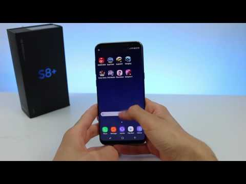How to Screenshot on Samsung Galaxy S8 and S8 Plus (2 Methods)