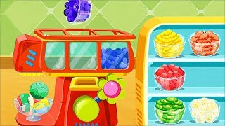 Play Fun Ice Cream & Smoothies - Educational Game For Kids