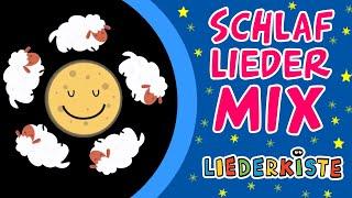 Schlaflieder-Mix 1 - Kinderlieder zum Mitsingen   Liederkiste