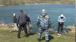 Временный запрет на ловлю рыбы в области