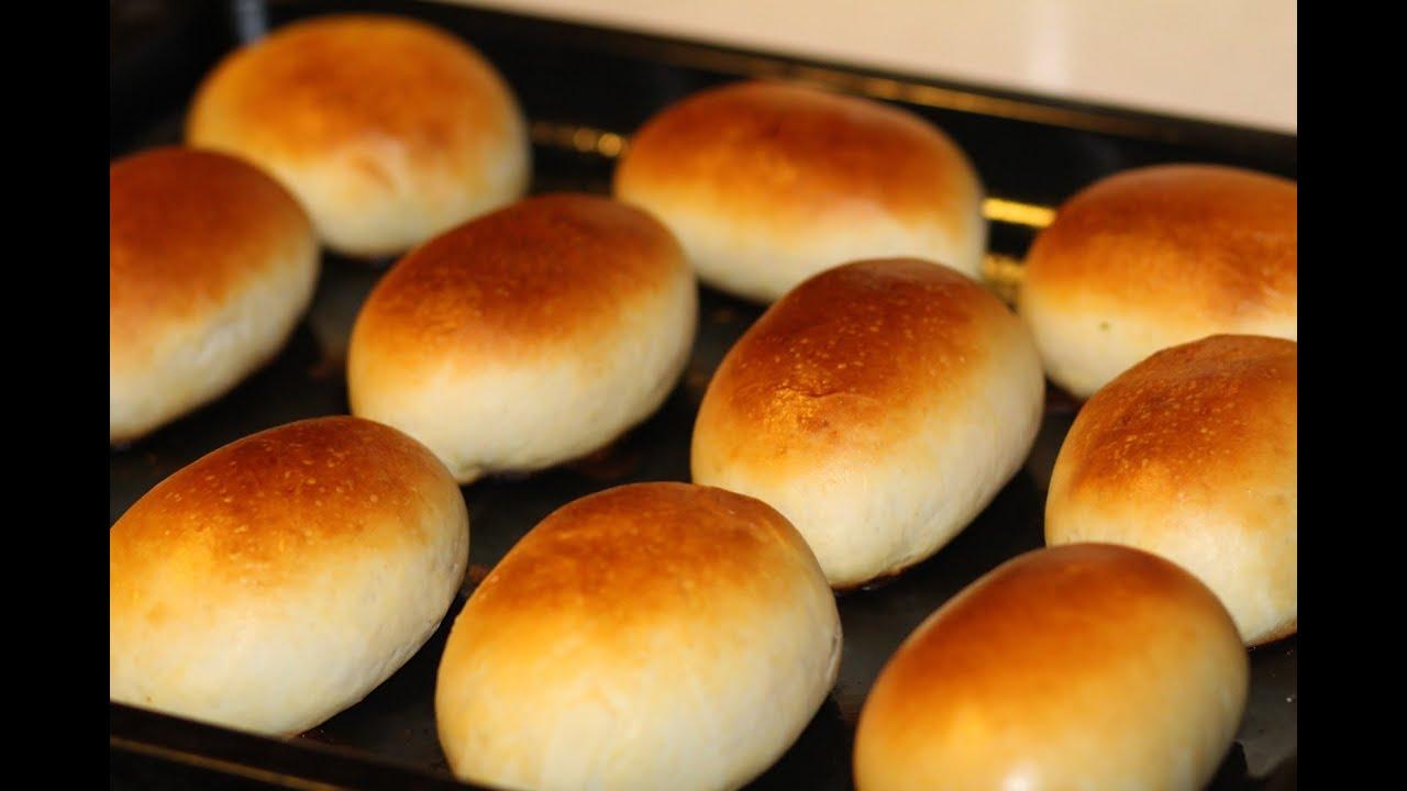 Приготовление теста для пирожков в духовке