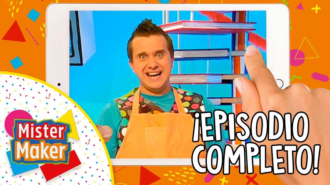 Mister Maker en Español | Episodio 10, Temporada 3