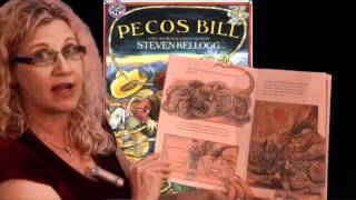 "LCS Summer Read Along ""Pecos Bill"""