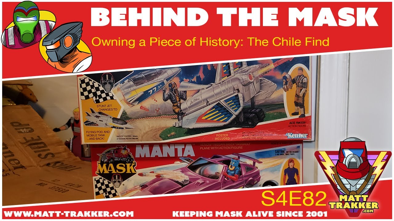 Owning a Piece of History: The Chile Find - S4E82