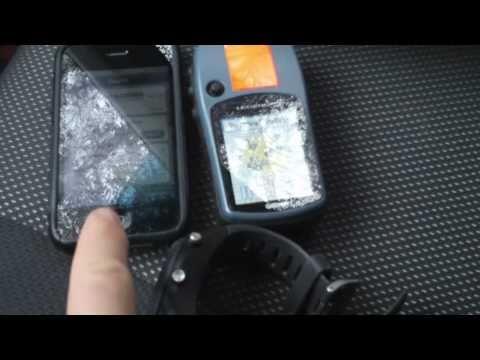 GPS Accuracy - iPhone vs Garmin Forerunner 405 vs Garmin Legend C