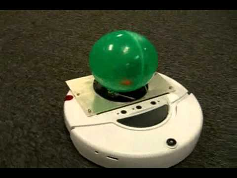 Bionic Hamster with iRobot Create