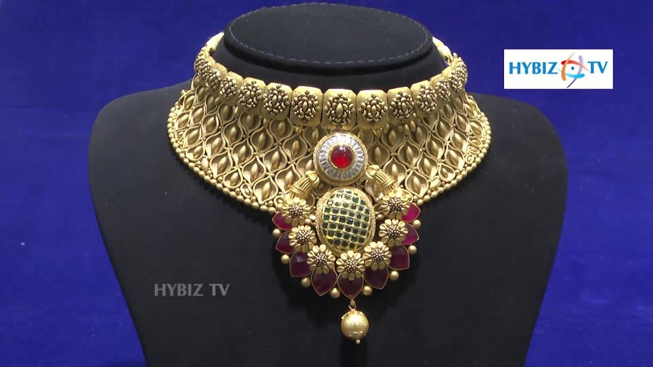 Malabar Gold Diamond Choker