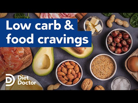 Low carb reduces food cravings and improves eating control
