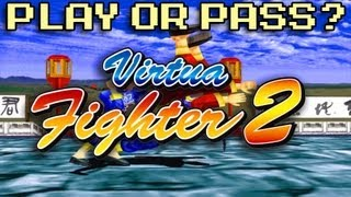 Play or Pass? - Virtua Fighter 2 - XBLA/PSN/PC (Review)