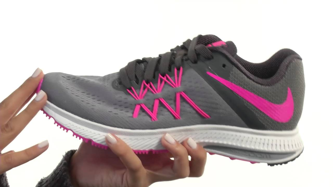 e0f508f8172 Nike Zoom Winflo 3 SKU 8662827 - YouTube