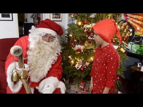 Dove Si Trova Ora Babbo Natale.Babbo Natale Dove Sei Ora Youtube