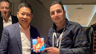 Huawei Mate X im First Look: Sensation - Huawei faltet Galaxy Fold zusammen!