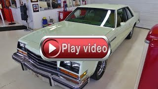 1979 Buick LaSabre Sport Coupe TURBO 64K Actual Miles