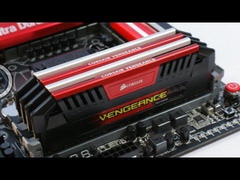 Corsair Vengeance Pro Memory Ram Overview Nerd p0rn ALERT