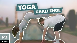 Curlingklubben tester challenges: The Yoga Challenge  | DR P3