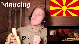 "FIRST REACTION: Vasil ""You"" (North Macedonia Eurovision 2020)"