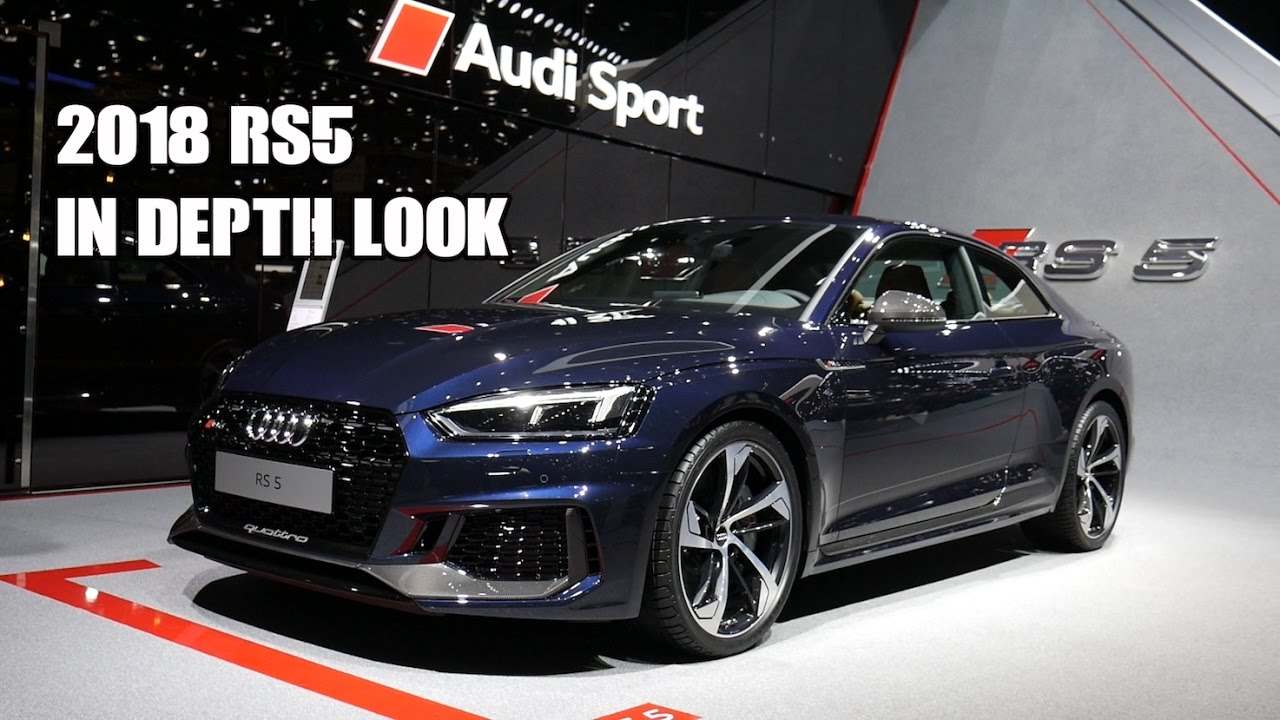 2018 audi rs5. wonderful rs5 checking out the 2018 audi rs5 coupe geneva motorshow 2017 inside audi rs5 i
