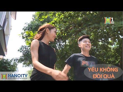 Xóm hóm | 20.08.2017 -S44 | Yêu không đòi quà | Xom hom | Phim hài 2017