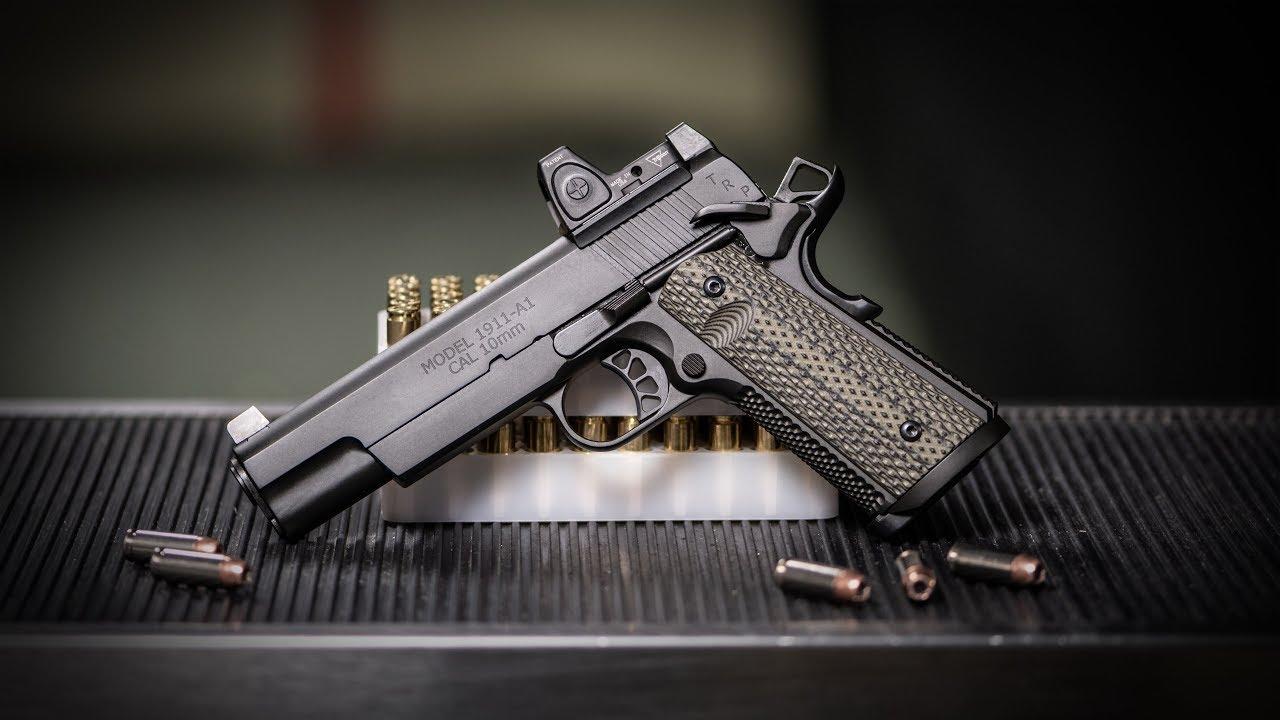 1911 TRP™ 10mm - RMR® | Springfield Armory