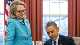 Hillary Vs. Obama On Foreign Policy