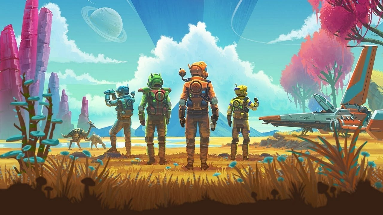 Image result for no mans sky gameplay