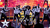Diversity Take To The Stage With Powerful Black Lives Matter Performance Semi Finals Bgt 2020 Youtube