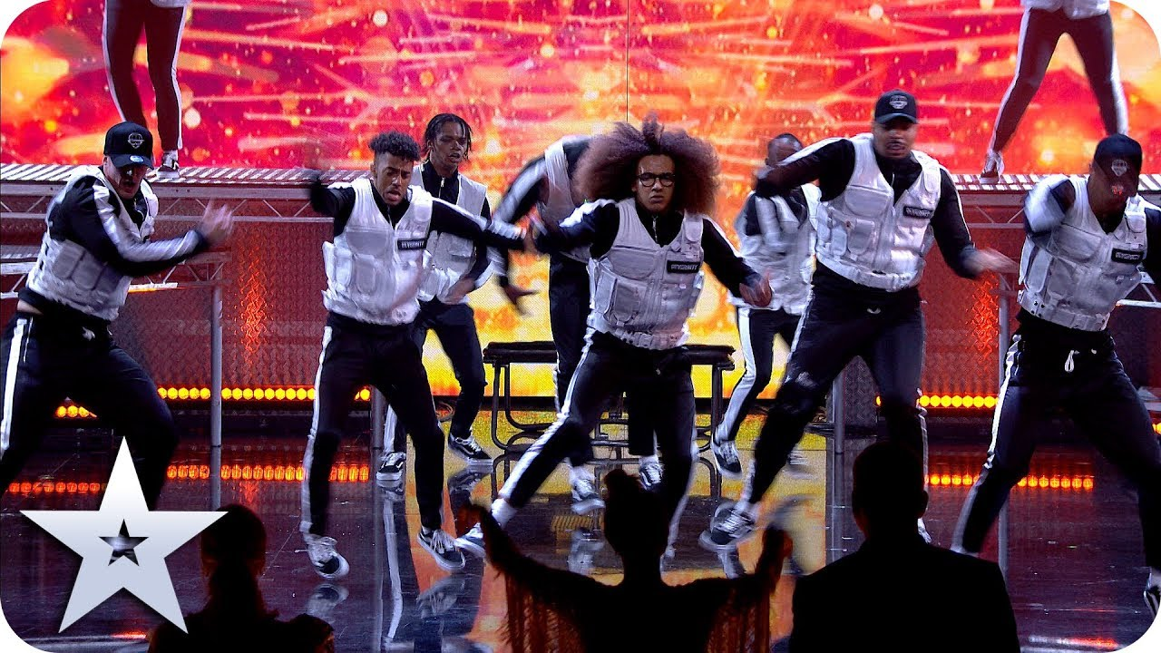 Diversity dance us into a frenzy 10 years later...   The ...