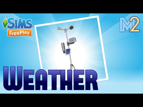 Sims FreePlay - Weather Machine Quest with Hermione & Ron (Let's Play Ep 15)