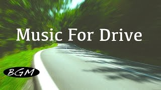 3Hours - Jazz & Bossa Nova Instrumental Music For Drive!!Happy Background Music!!