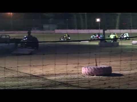 Linda's Speedway 600 heat 5-4