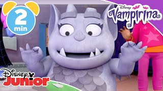 Vampirina | Bat Chat: Surprise Guests 💻 | Disney Junior UK