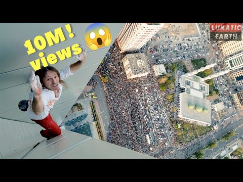 Why Alain Robert is the best Urban Climber ?   climbing the tallest skyscraper in the world