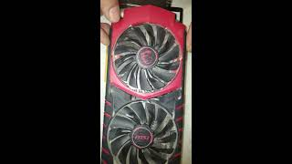 How to fix MSI GPUs Fans - Lubricate / Service !