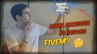 Come giocare a GTA 5 VITA REALE! - MOD RolePlay Tutorial