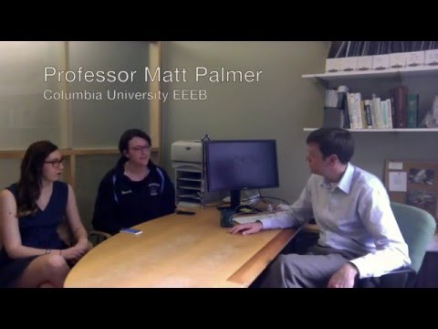 SUMAK4235 Urban Ecology Interview: Matt Palmer
