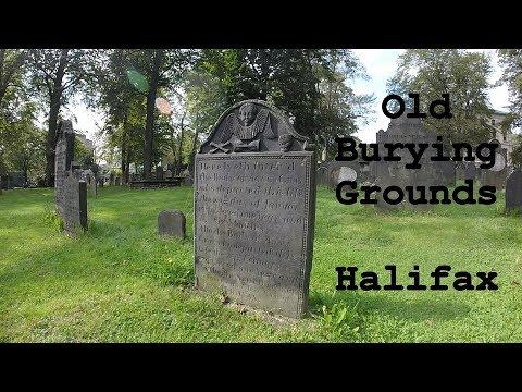 Old Burial Grounds | Cemetery | Halifax | Nova Scotia | Canada