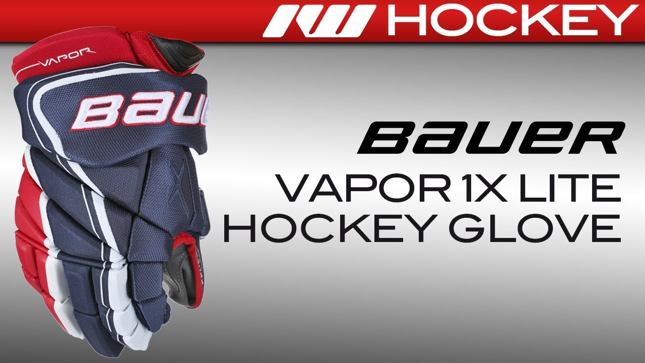 Nike bauer vapor xxx pro goal skates