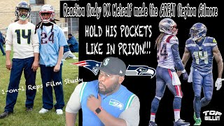 Download Lagu Reaction: Seattle FREAK DK Metcalf made Gilmore HOLD HIS POCKETS!! mp3