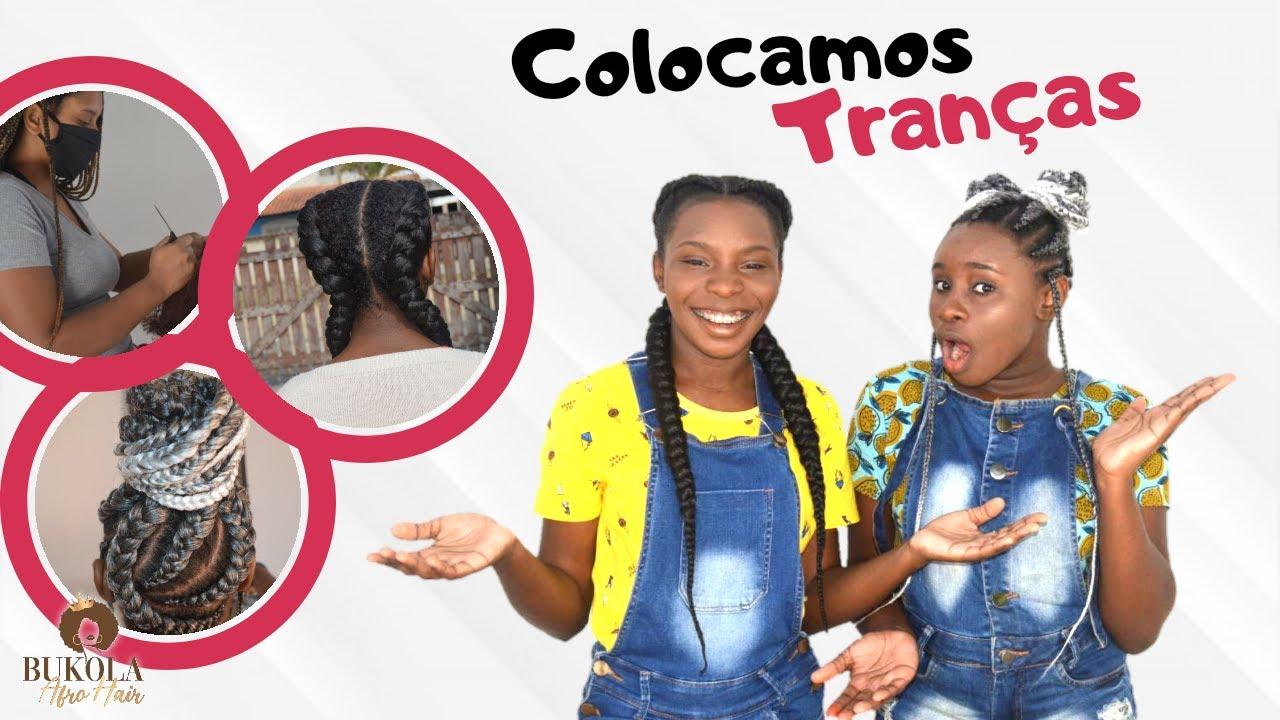 COLOCAMOS TRANÇAS