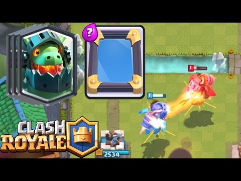 INFERNODRACHE SPIEGELN! || CLASH ROYALE || Let's Play CR [Deutsch/German HD+]
