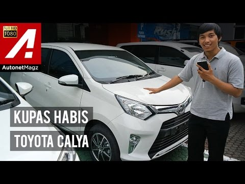 Review Toyota Calya 2016 by AutonetMagz
