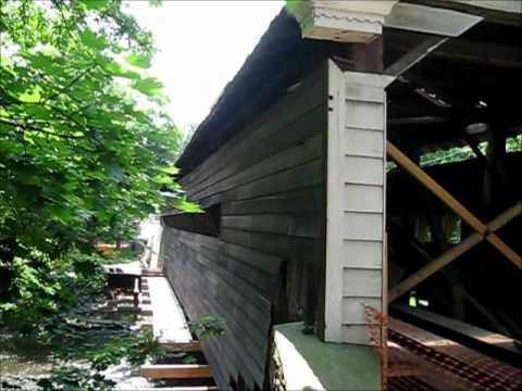Rapps Dam Road Covered Bridge