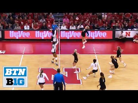 2019 Volleyball: Penn State at Nebraska | Nov. 2, 2019 | Top Games of the BTN Era