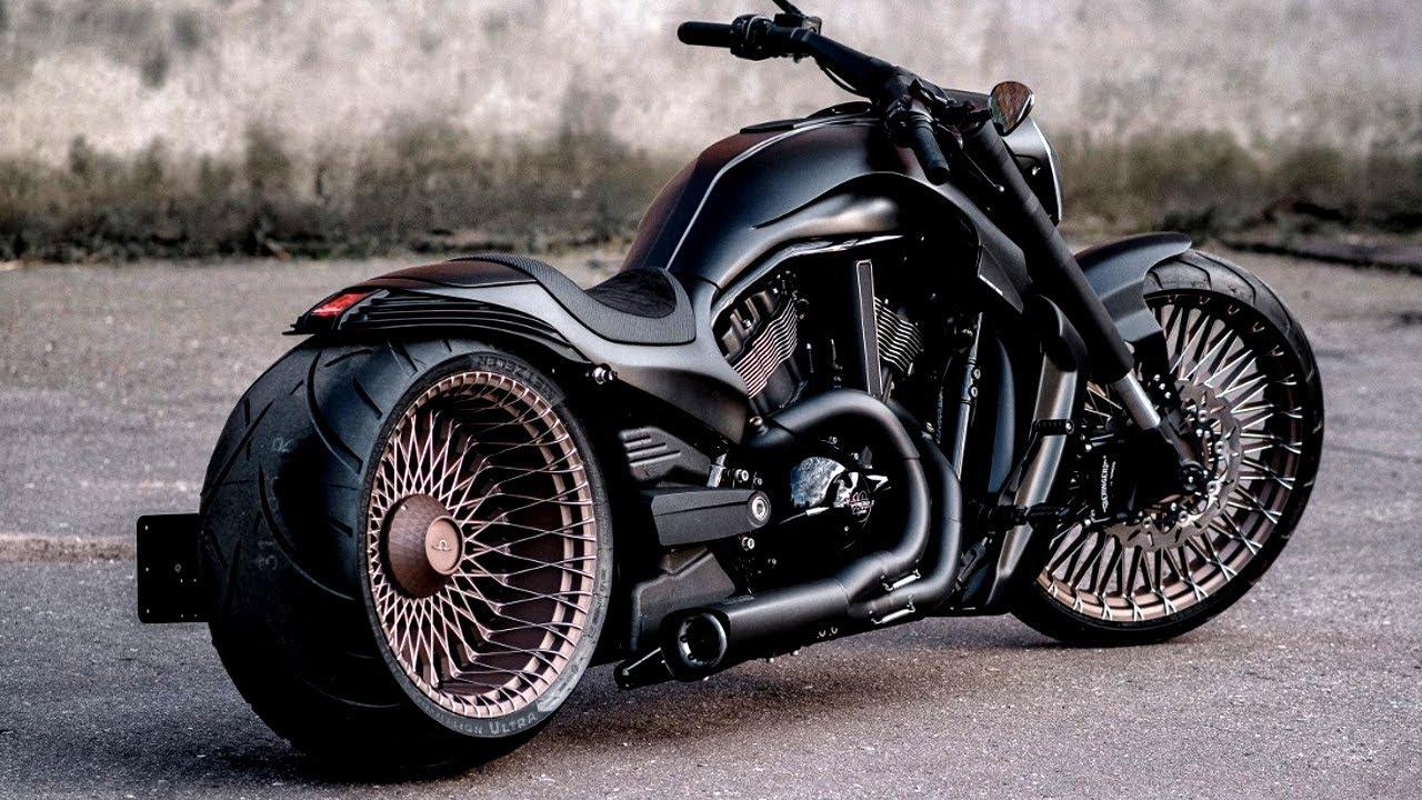 ▷ Harley Davidson VRod Russian Custom