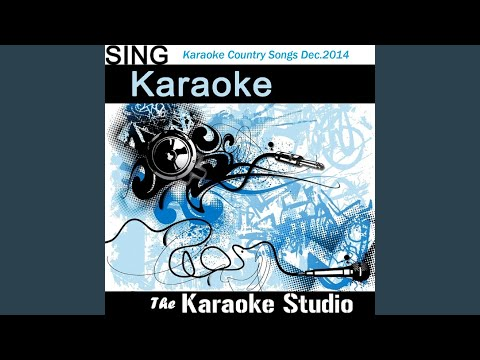 Lonely Eyes (In the Style of Chris Young) (Karaoke Version)